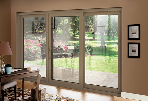 9ft sliding glass door