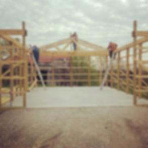 Pole Barn Framing