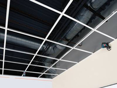 Drop Ceiling install