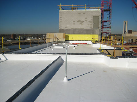 WhiteEPDM Rubber Roofing