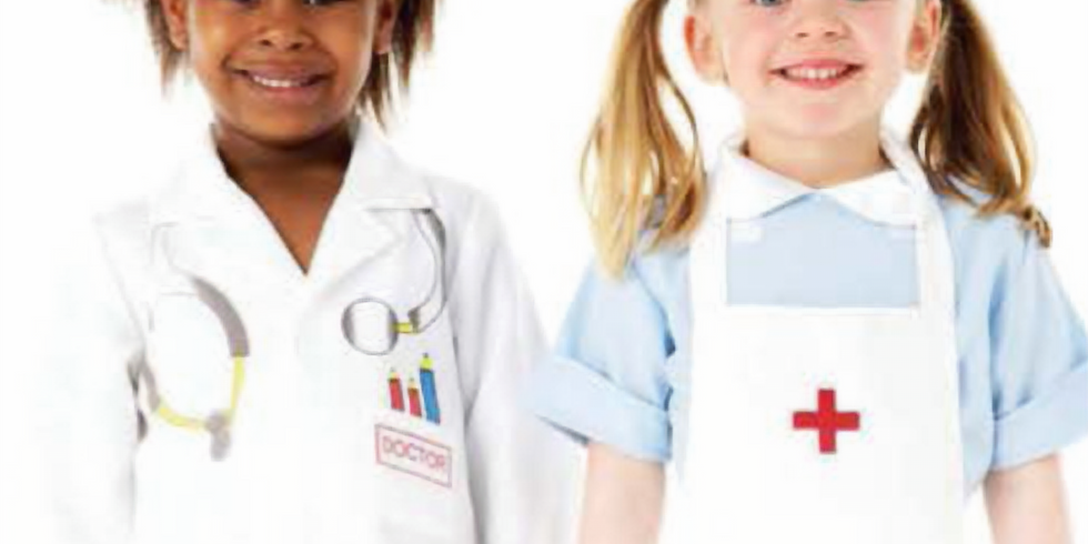 Mini Medicine Morning Camp for Ages 3-6