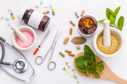 Herbs and Pills_Integrative Medicine