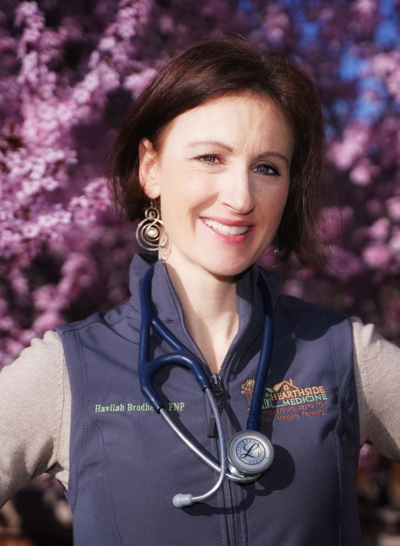 Havilah Brodhead family nurse practitioner at Hearthside Medicine Family Care in Bend, Oregon