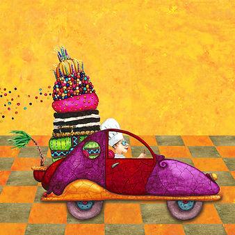 anniversaire aquarelle valerie dumas
