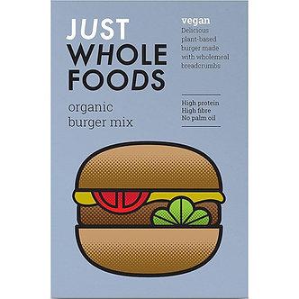 Organic Vegan Burger Mix