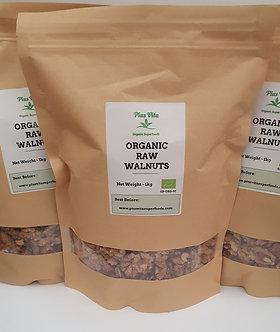 100% Organic Walnuts - 1kg