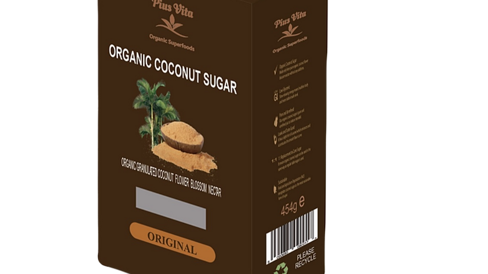 100% Organic Coconut Sugar