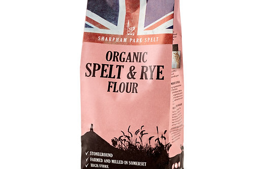 Organic Spelt & Rye Flour