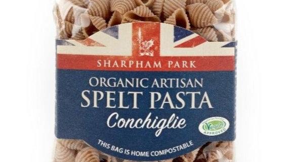 Organic Artisan Spelt  Pasta - Conchiglie