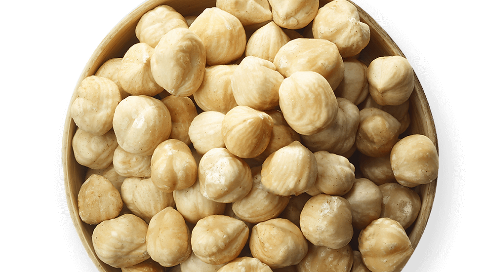 100% Organic Raw shelled Macadamia Nuts - 1kg