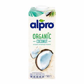 Alpro Coconut Organic Drink - 1Ltr
