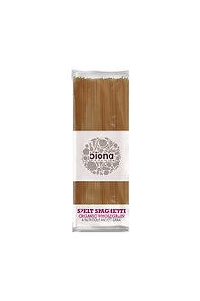 Organic Spelt Wholegrain Spaghetti