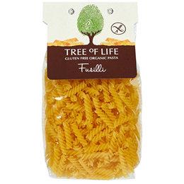 Organic & Gluten Free Fusilli Pasta - 400g