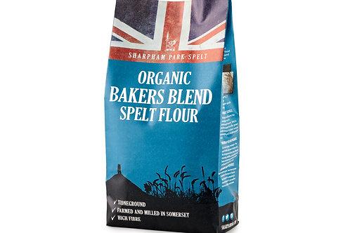 Organic Bakers Blend Spelt Flour