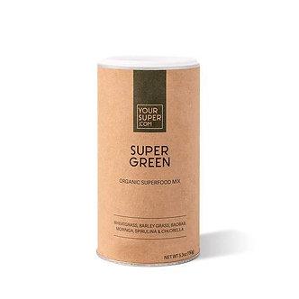 Super Green - Organic Superfood Mix
