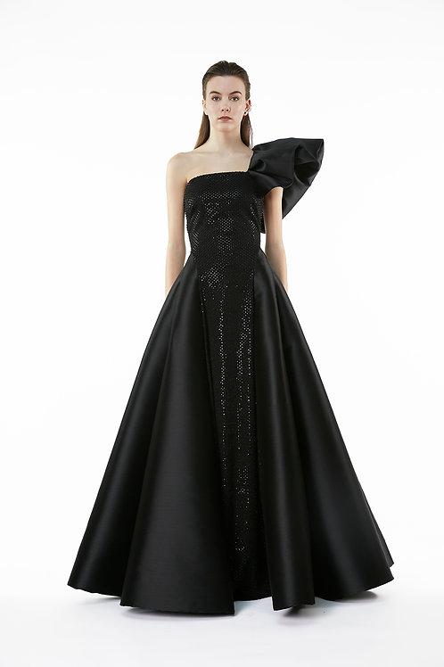 Angelina Pearls Dress