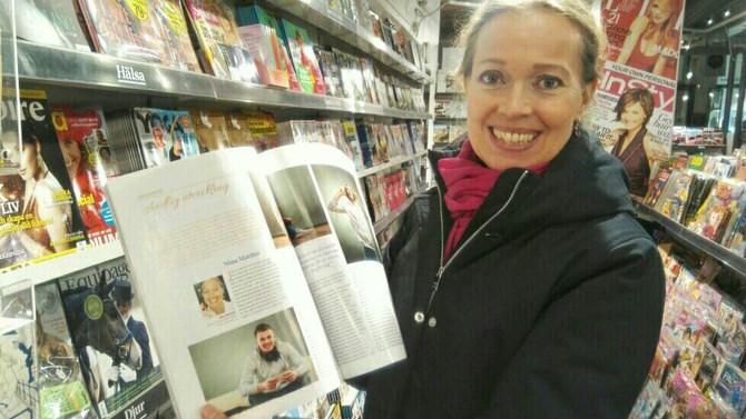 Tidningar om andlig utveckling