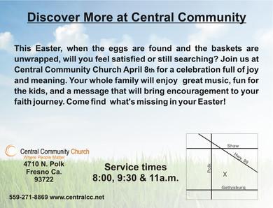 Easter Back