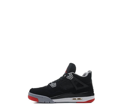 Nike Air Jordan 4 Retro Bred Black