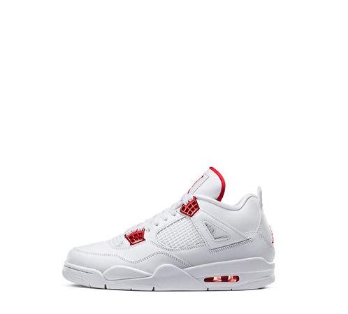 Nike Air Jordan 4 Retro Metallic Red