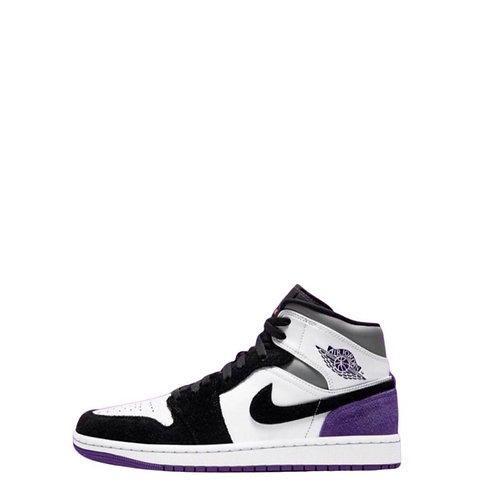Nike Air Jordan 1 Mid Varsity Purple