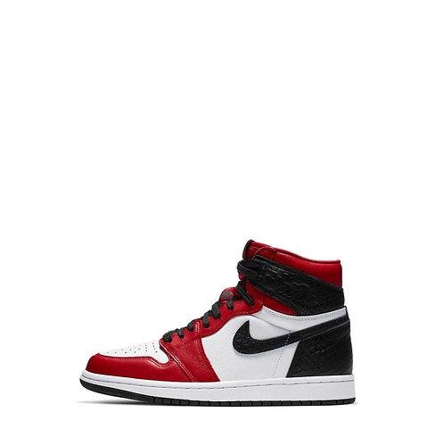 Nike Air Jordan 1 Retro Satin Snake