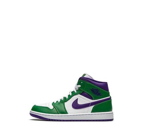 Nike Air Jordan 1 Mid Aloe Verde
