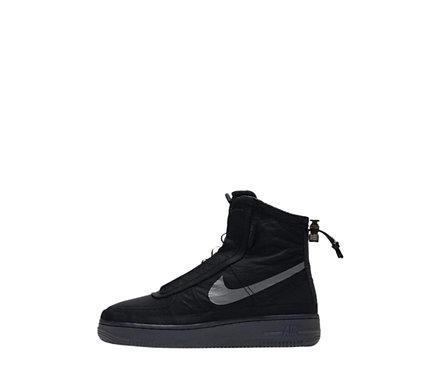 Nike Air Force 1 Shell Triple Black