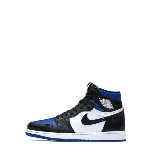 Nike Air Jordan 1 Game Royal toe