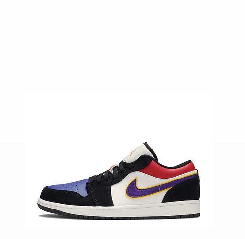 Nike Air Jordan 1 Low 1 Lakers Top 3