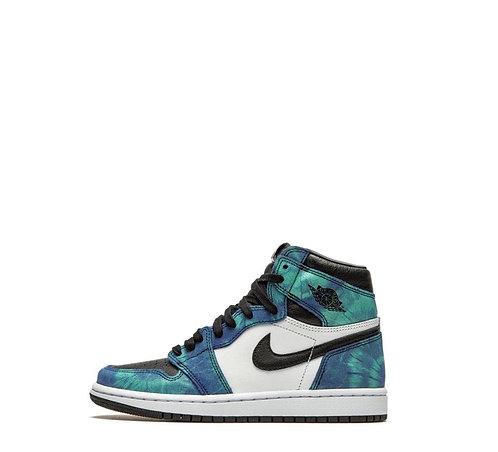 Nike Air Jordan 1 Tie-Dye