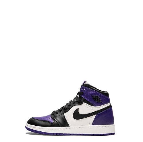 Nike Air Jordan 1 Retro  'Court Purple'