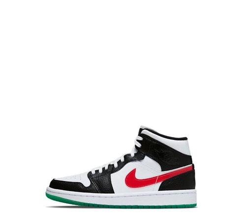 Nike Air Jordan 1 Mid Alternate Swoosh