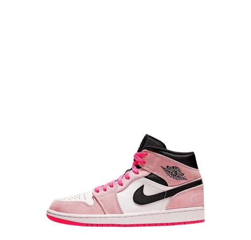 Nike Air Jordan 1 Mid Crimson Tint