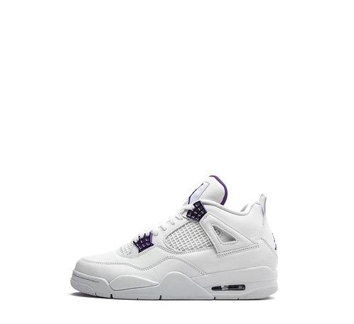 Nike Air Jordan 4 Retro Metallic Pack Purple