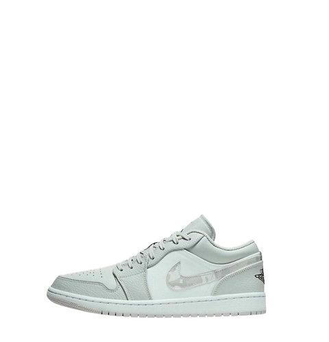Nike Air Jordan 1 Low Grey Camo