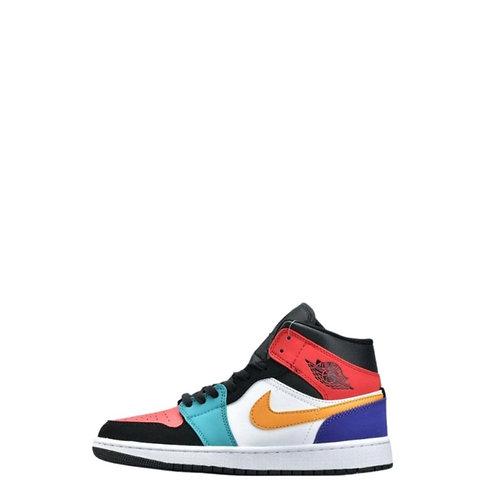 Nike Air Jordan 1 Mid Multicolor