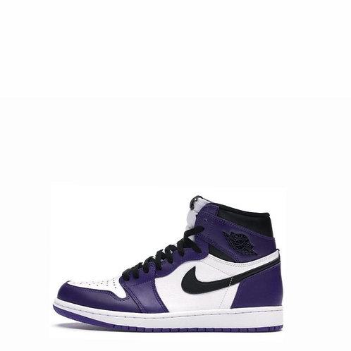 Nike Air Jordan 1 Retro 'Court Purple 2.0'