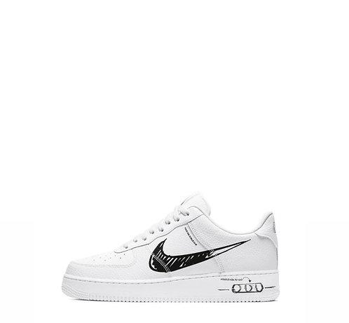 Nike Air Force1 Sketch