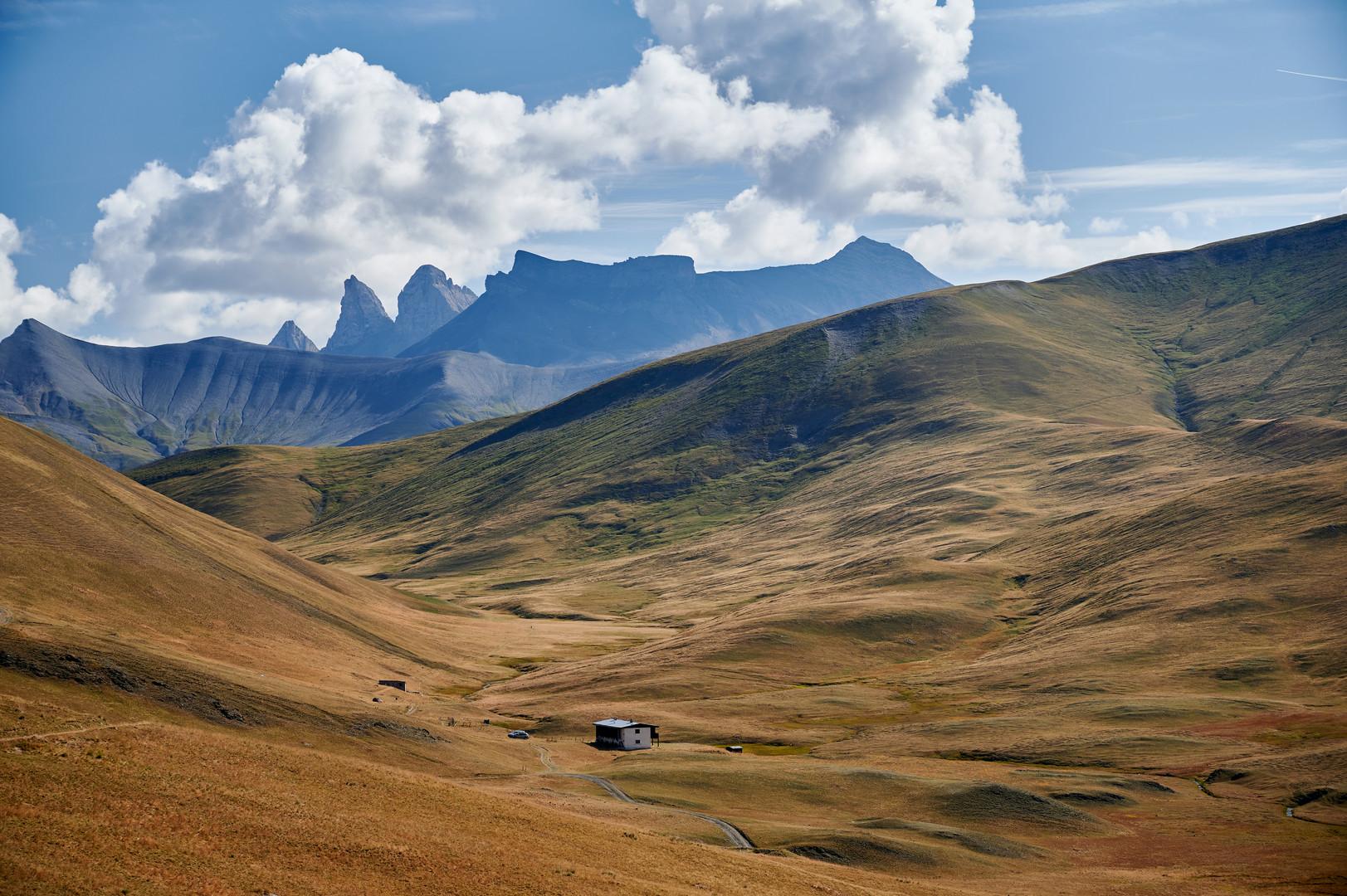 Plateau d'Emparis, Ecrins