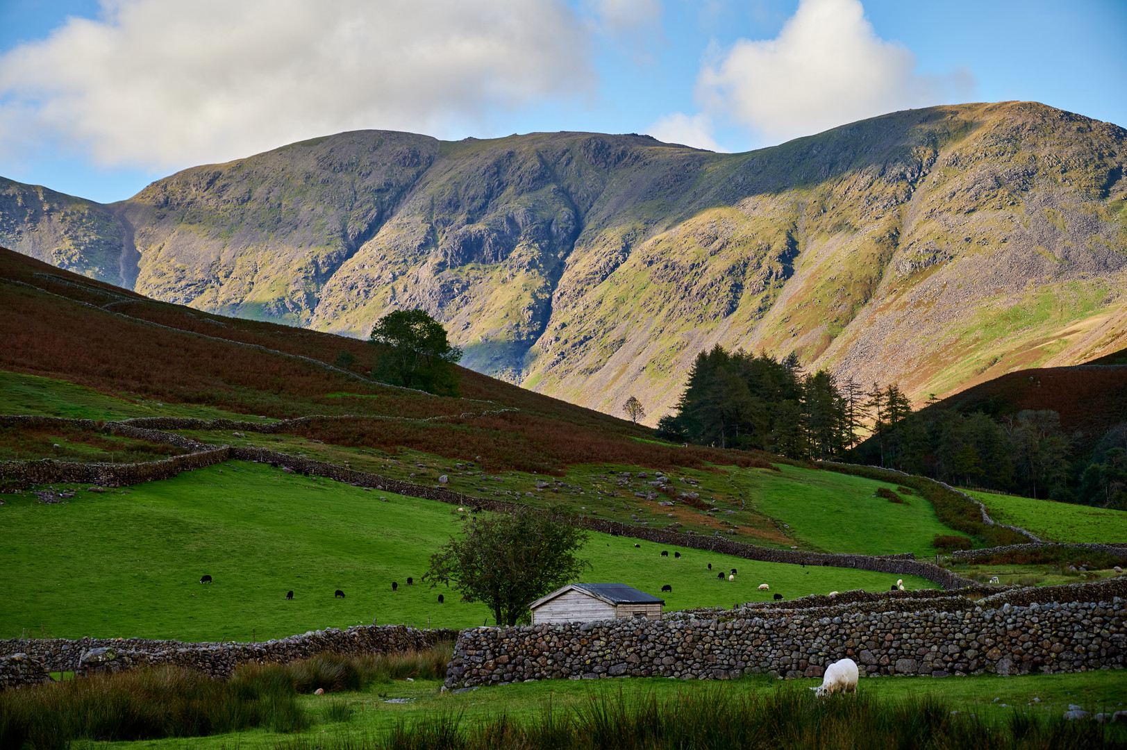 Mosedale Buttress