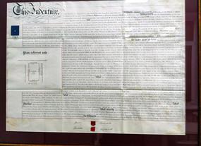 Перевод договора 1864 года