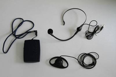 Пример оборудования для шушутажа