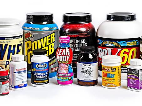 Athlete Supplementation