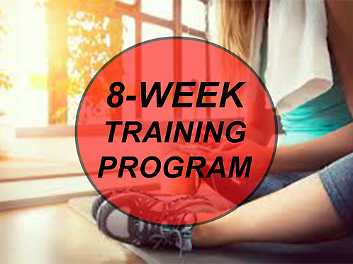 8 - Week Transformation (Online)