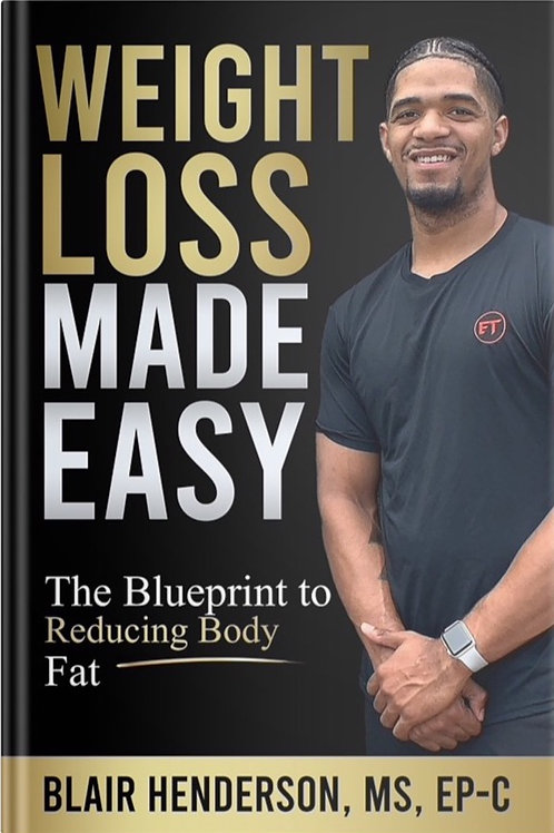 Weight Loss Made Easy - Printed Book