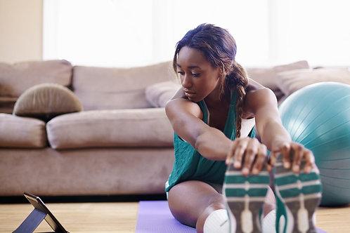 At-Home Workout Program: Beginner