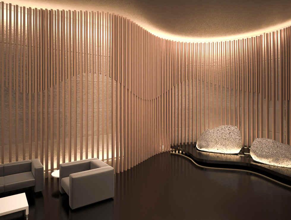 Private Company Lobby Design