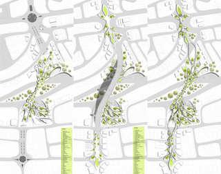 Breath Line Urban Corridor | Plans