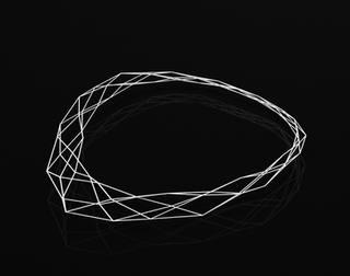 3D Geometric Necklace | 2017